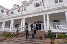 Stephen King The Shining Stanley Hotel