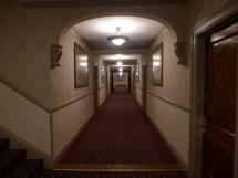 Stanley Hotel Haunted Film Location