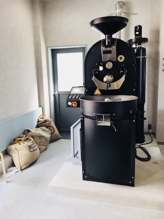 RAIL COFFEE ROASTERS 八女 コーヒー