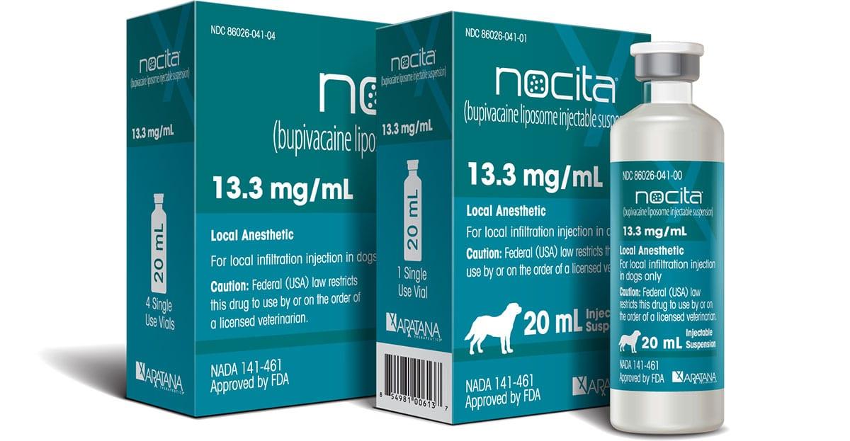 Aratana's Nocita seeks feline label claim - Today's ...