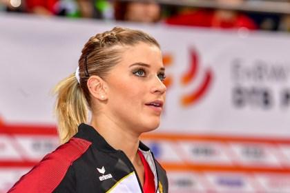 Elisabeth Seitz: German Artistic Gymnast Bronze Medalist World Artistic Gymnastics Champion Talks about her Workout, Diet and Beauty Secrets