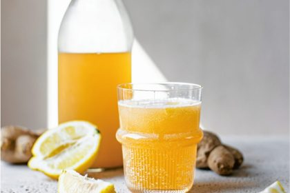 This Homemade Ginger Beer Is What You'll Be Drinking All Summer Long