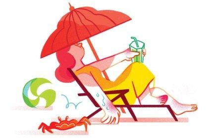 A Sweaty Gal's Guide to Sunscreen