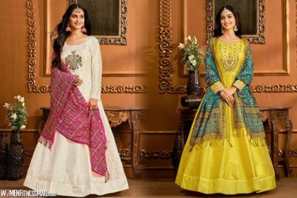 Reasons for Growing in Popularity of Anarkali Suits