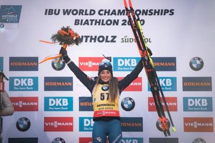 Dorothea Wierer: Italian Biathlete 2X Olympics Bronze Medalist and 3X World Champion tells her Success Story