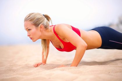 Quick At-home Full Body Circuit to Stay on Track