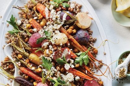 15 Healthy Recipes to Add to Your Menu for the Holiday Feast