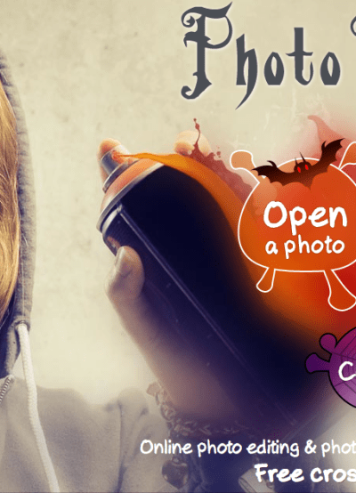 A Magnificent Free Photo Editing Site! Fotor!
