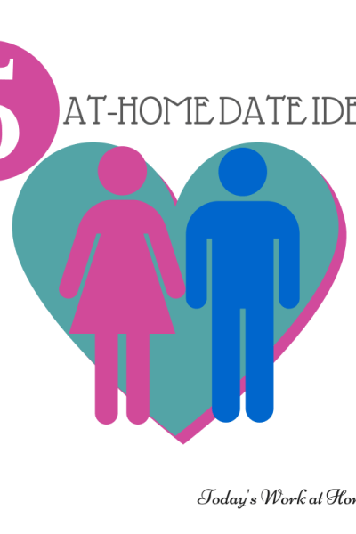 5 At-Home Date Ideas