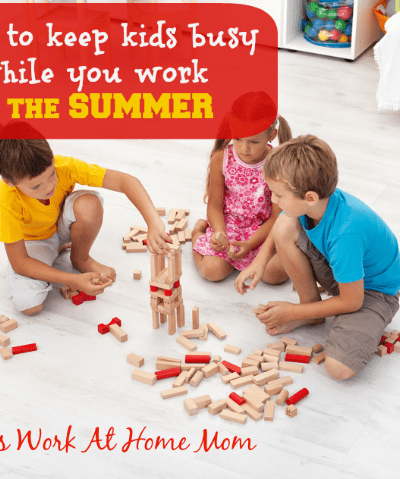 The Best Summer Crafts and Activities For Kids