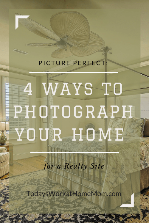 First impressions last a lifetime, and when you photograph your home to sell it this couldn't more true. Here's some tips to help you sell your home.