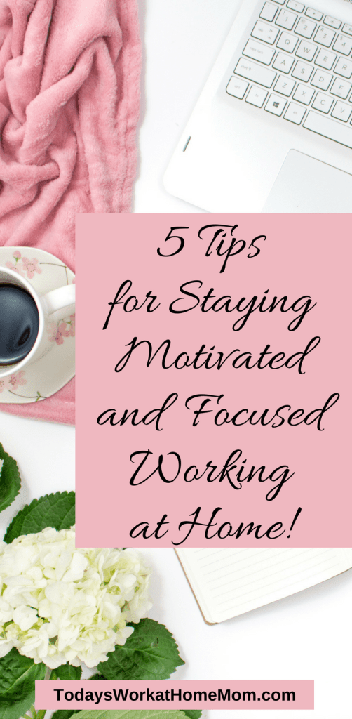 Staying motivated and focused when running a business or looking for a job is challenging – even at the best of times. Here is fives ways to help you!