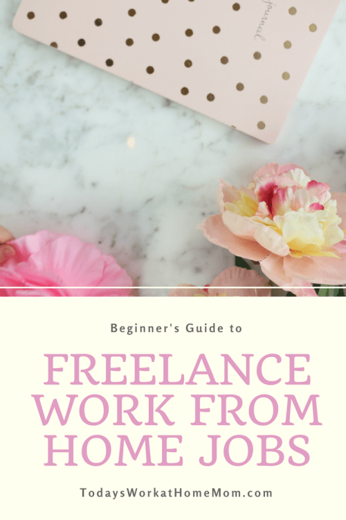 Freelance work from home allows a person to enjoy the benefits of working with leading companies with freedom and flexibility that come with freelance work.
