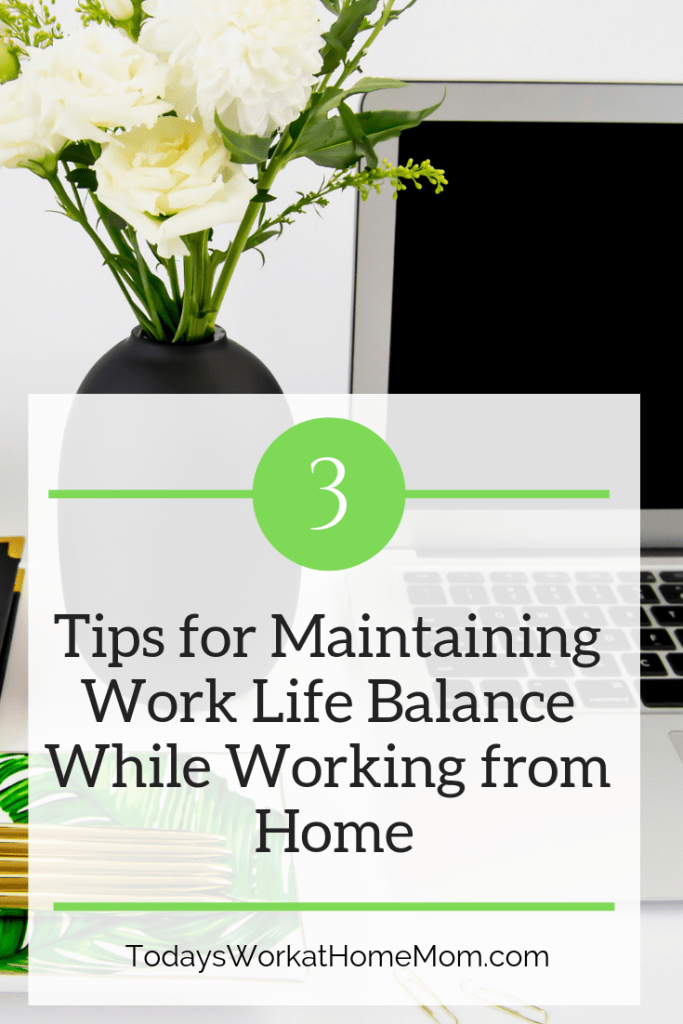 The work-from-home lifestyle is potentially one of the most empowering, uplifting, and positive out there as long as you have a good life work balance.