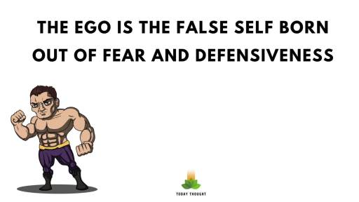 quotes on ego