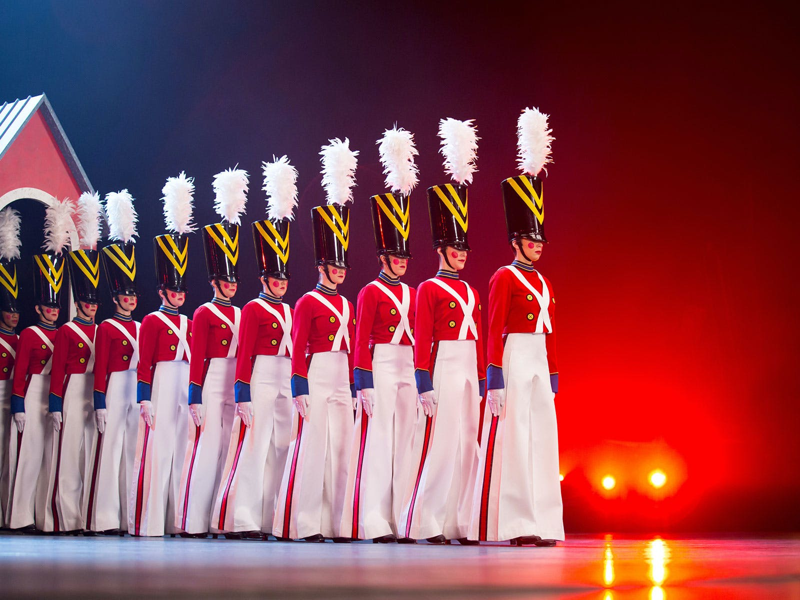 The Rockettes Christmas Tickets New York TodayTix
