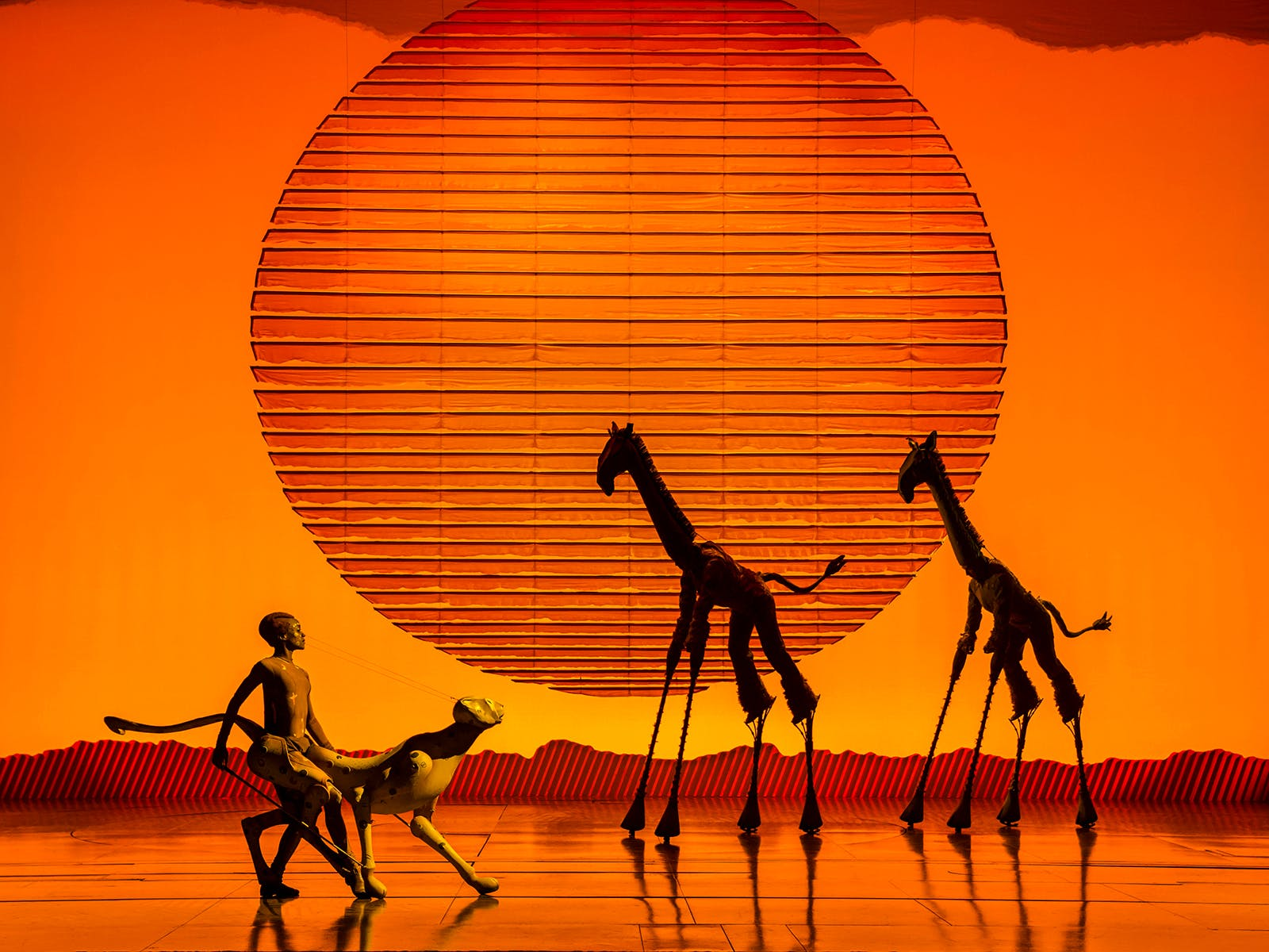 The Lion King Tickets London Todaytix