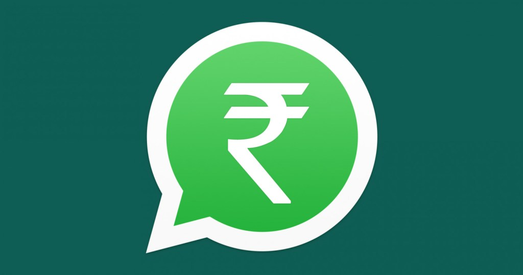 whatsapp payment 2020