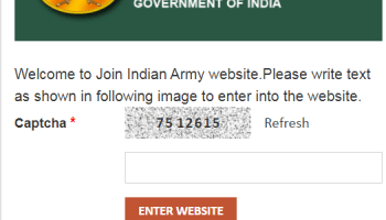 Indian Army Qualification and Age Criteria and Recruitment Process