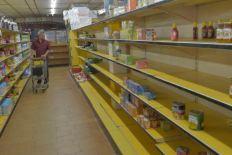 Shortage in Venezuela due to economical crisis