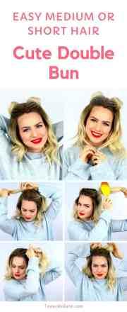 7 -heat easy summer hairstyles