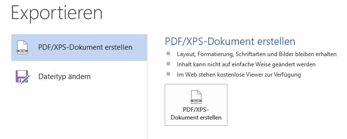 word in pdf umwandeln