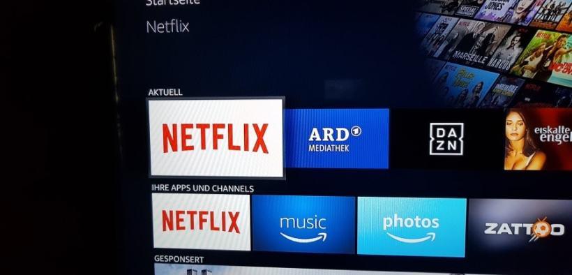 Fernseher Mit Netflix