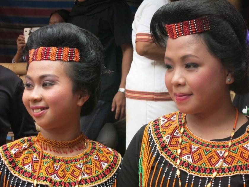 Tana Toraja Beerdigung Sulawesi Kostüme