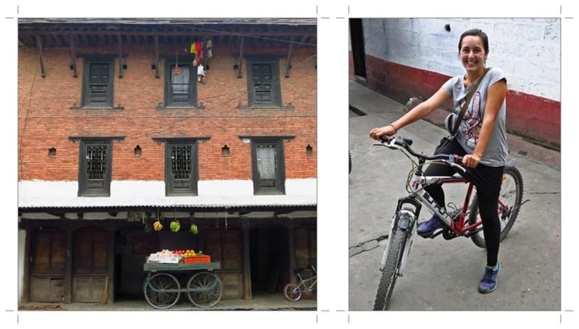 Fahrradfahren_Pokhara