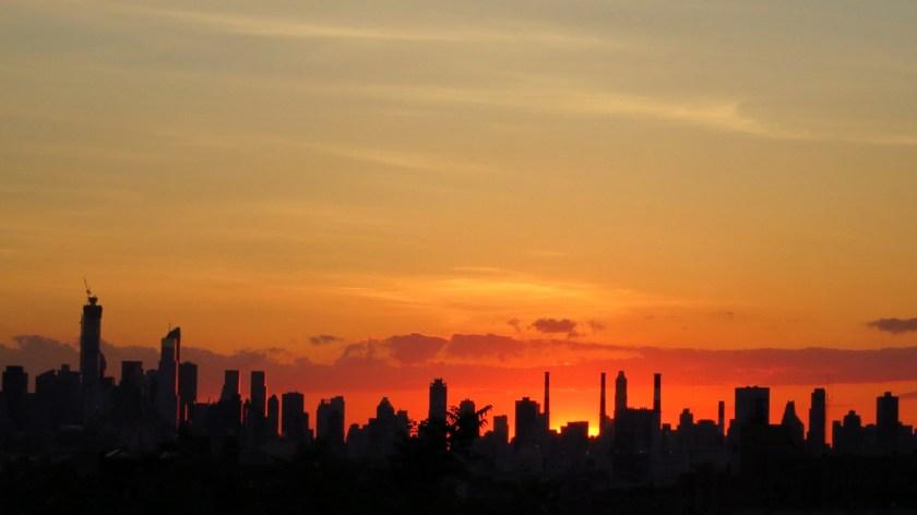Sonnenuntergang_Manhattan
