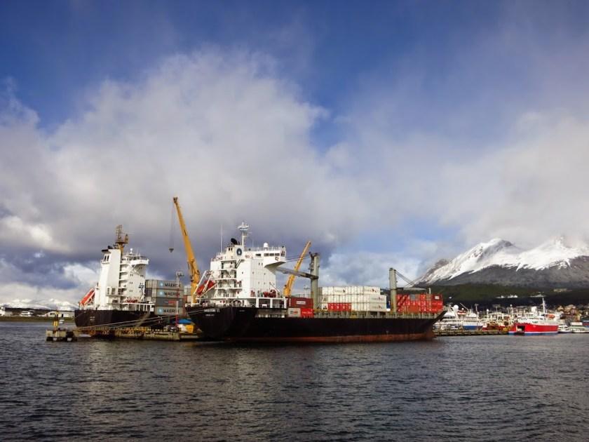 Ushuaia Schiffe