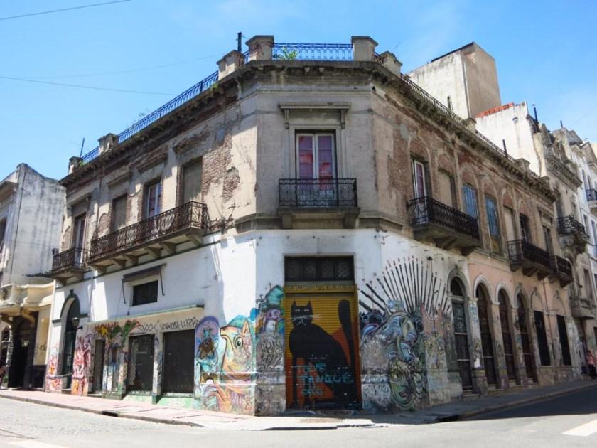 San Telmo Graffitti