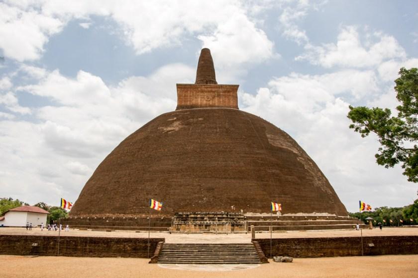 anuradhapura tempel abhayagiri