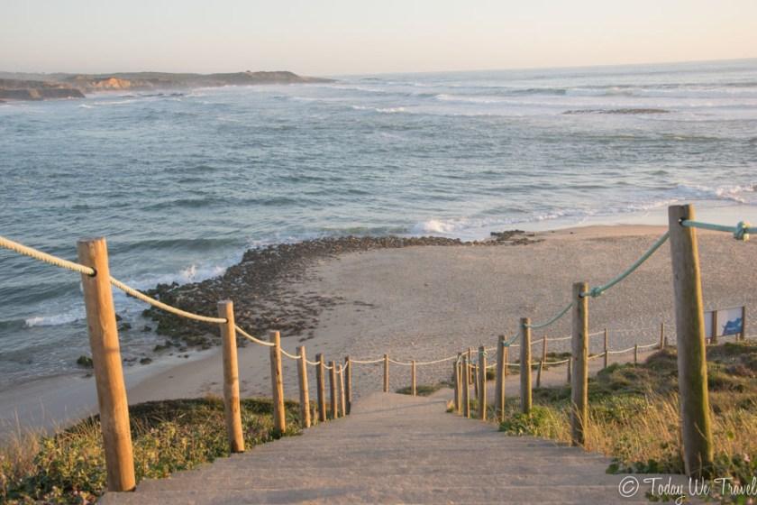fishermen's trail strand vila nova de milfontes