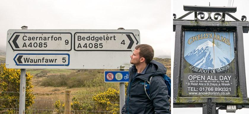 Snowdonia-Nationalpark Wales