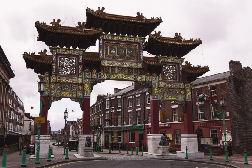 Liverpool China Town Restaurant