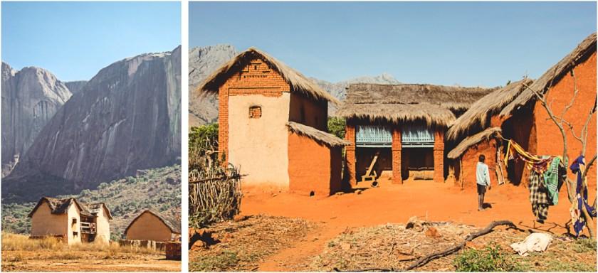 Madagaskar Wandern Tsaranoro Andringitra