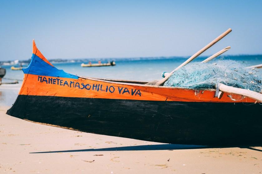 fischerboot madagaskar ifaty toliara tulear