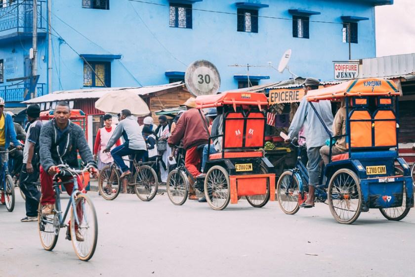 madagaskar pousse pousse fahrradrikscha erfahrungen reisetipps