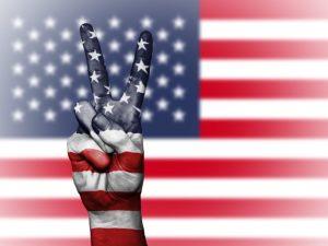 America Patriotic USA Flag