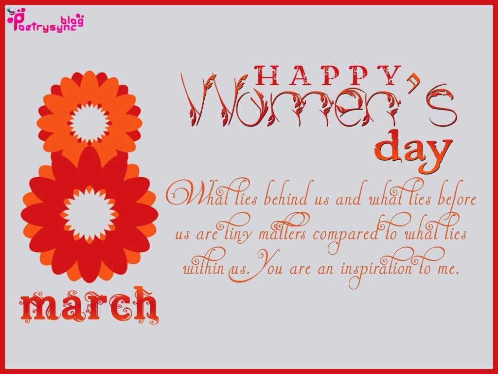 Happy Women S Day Wishes For Mom And Wife