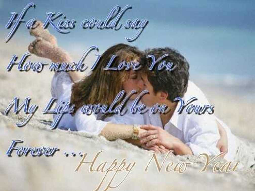 Latest Romantic Happy New Year Wishes for Girlfriend and Boyfriend - Todayz  News