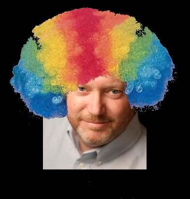 rainbow wig 3