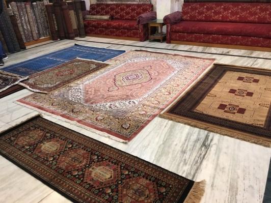 Jaipur, Part 1: the first half