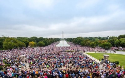 What happened in DC this weekend and why the media completely ignored it.