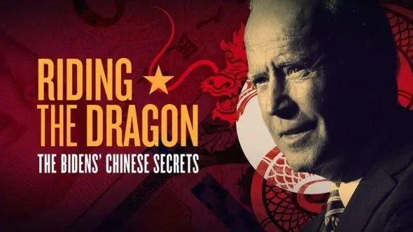 Riding The Dragon: All the evidence you will ever need to clearly define just how corrupt the Biden's are
