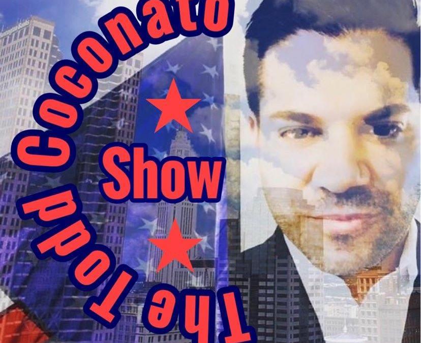 Meri Crouley on The Todd Coconato Show