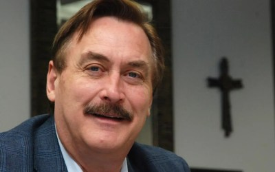 Mike Lindell On What He Shared With The President & What Is Ultimately At Stake For Our Country