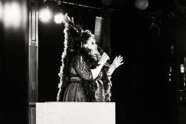 Burlesque show at the Turn Pot 15