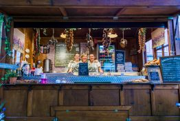 Food and Drink Stalls 01